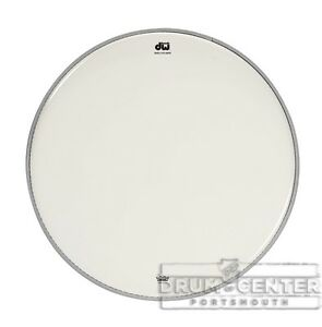 dw tom heads 8 inch double a smooth batter drum head drdhaw08 647139287041 ebay. Black Bedroom Furniture Sets. Home Design Ideas