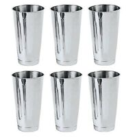 Malt Mixing Cup 30oz Stainless Steel Cocktail Shaker Bar Drink Ice Cream Mixer