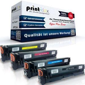 4x-Alternative-Tonerkartuschen-fur-HP-CF530A-CF533A-Ersatz-Set-Office-Plus-Serie