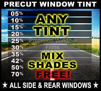 Precut All Sides &rears Window Film Any Tint Shade For 94-98 Chevy Silverado C/k