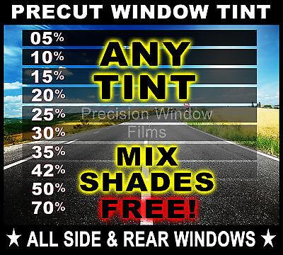 PreCut Window Film All Sides /& Rears Any Tint Shade for Chevy Silverado 1988-93