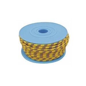 Bobinot Polyester Jaune/violet/bleu Ø2mm X 20m Niu57zic-07215024-819257438