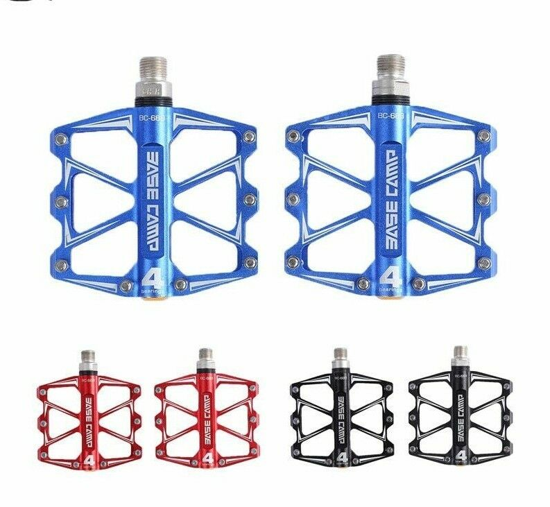Ultralight  Bike Aluminum Pedals Slip Mountain Bicicleta pedal  be in great demand