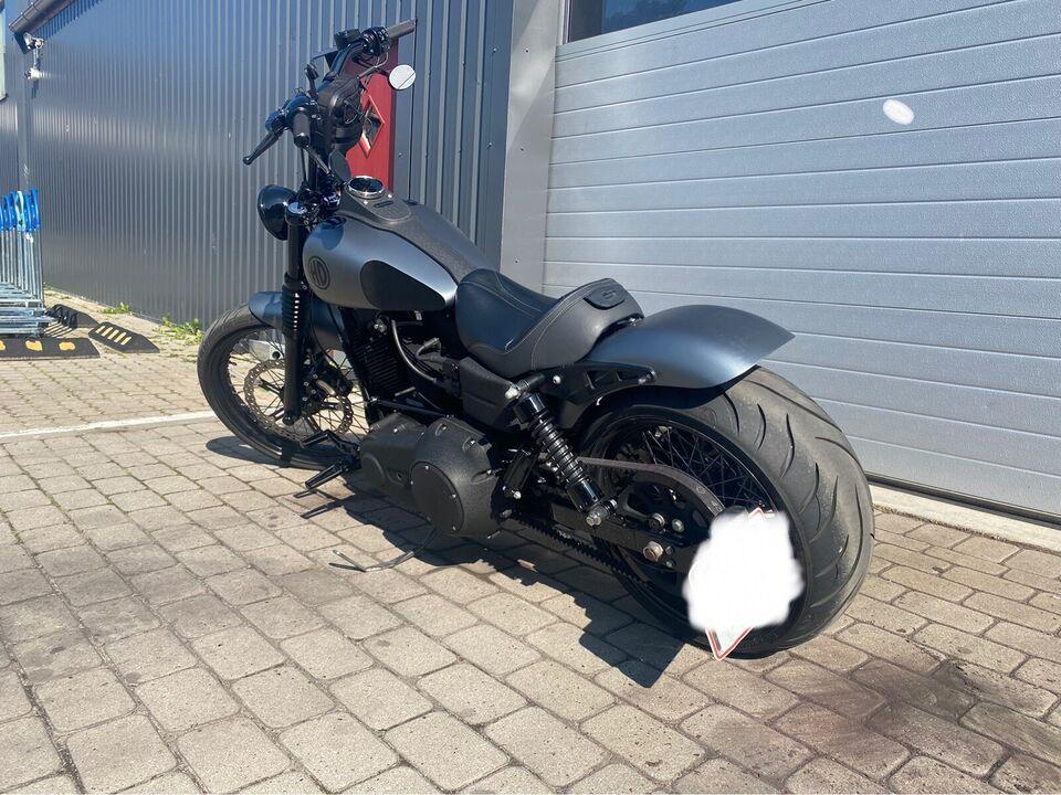 Harley-Davidson, Street Bob dyna, 1584 ccm