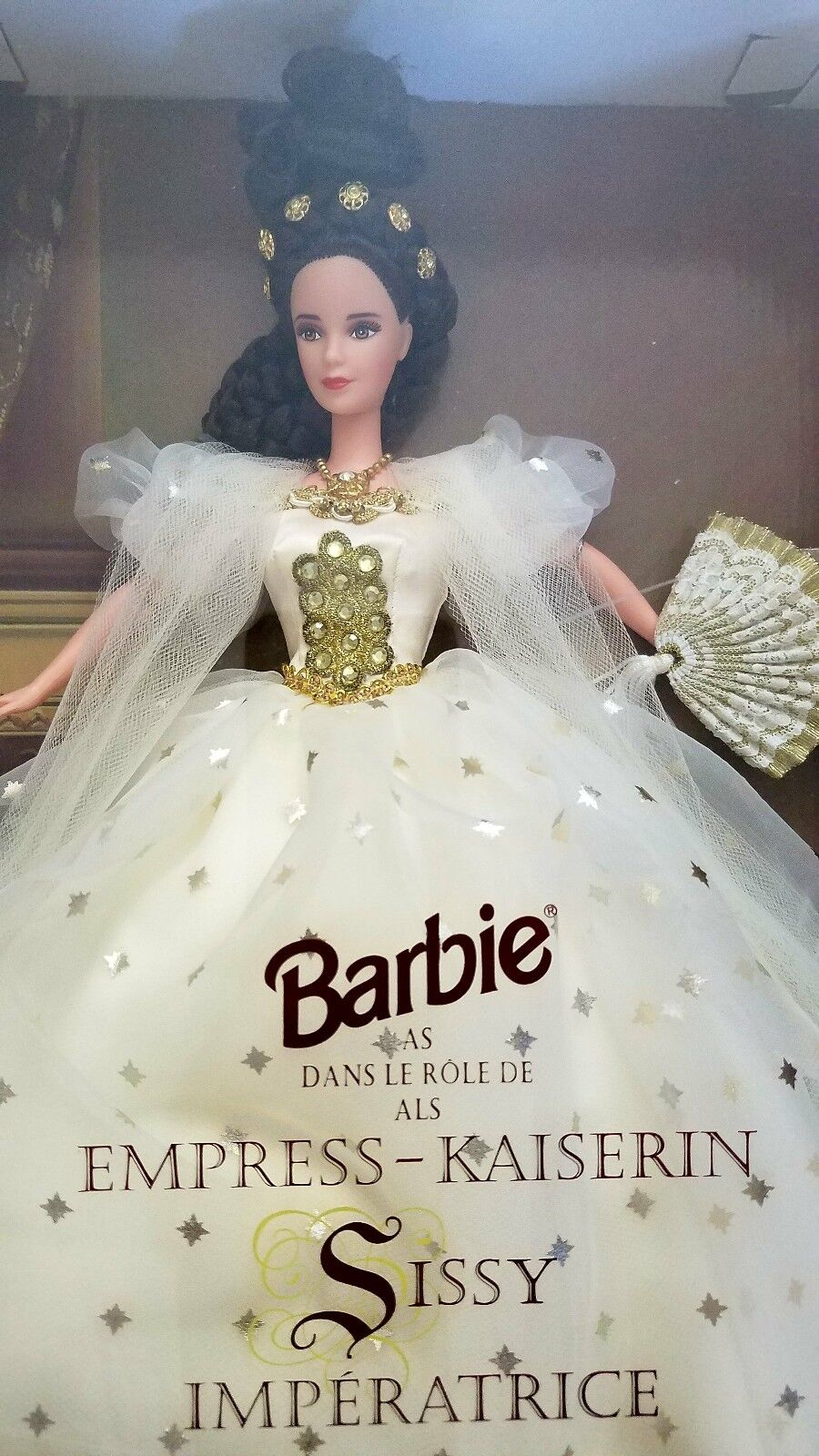 Barbie Emperatriz KAISERIN IMPERATRICE impératrice