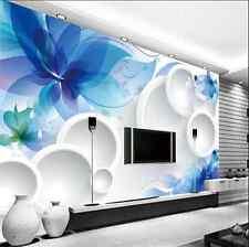 3D Wallpaper Bedroom Mural Roll Modern Luxury Dream flower Background wall BJ76