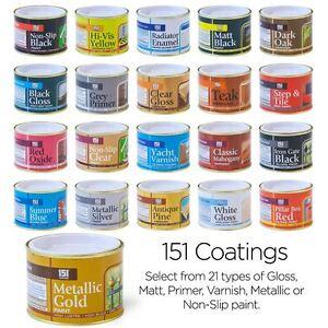 151-Coatings-Paint-Primer-Metallic-Gloss-Matt-Red-Gold-Silver-Black-White-180ml