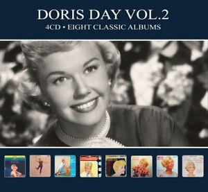 Doris-Day-EIGHT-8-CLASSIC-ALBUMS-VOL-2-Show-Time-BRIGHT-amp-SHINY-New-4-CD