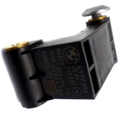 Original BMW E60,E61,E63 /& LCI Crashsensor Aufprallsensor Sensor B-Säule 6977398