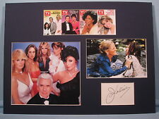 """Dynasty"" signed by Joan Collins aka ""Alexis Carrington Colby"""