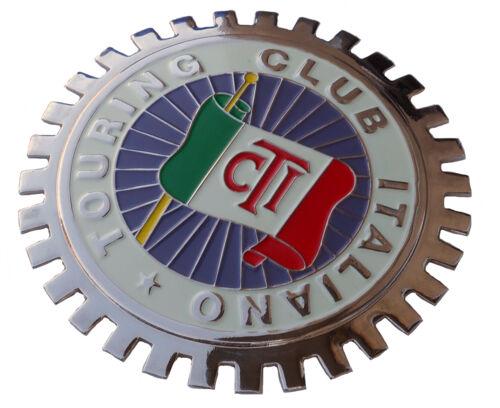 italiano Touring Club italanio Italia coche parrilla insignia