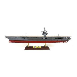 Forces of Valor utilise un porte-avions d'entreprise 861007, modèle de navire moulé sous pression 1: 700 4897050101360