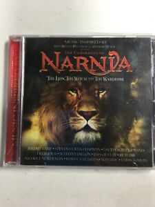 The-Chronicles-of-Narnia-The-Lion-the-Witch-and-the-Wardrobe-CD-New-Sealed
