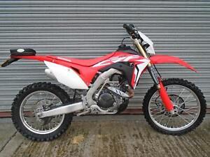Honda-CRF450RX-Trail-enduro-motocross-bike