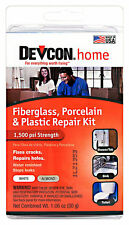 Devcon FIBREGLASS, PORCELAIN & PLASTIC REPAIR KIT DV90216