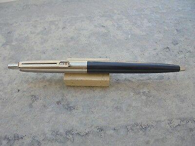 Bolígrafo b77 color granate Inoxcrom estuche