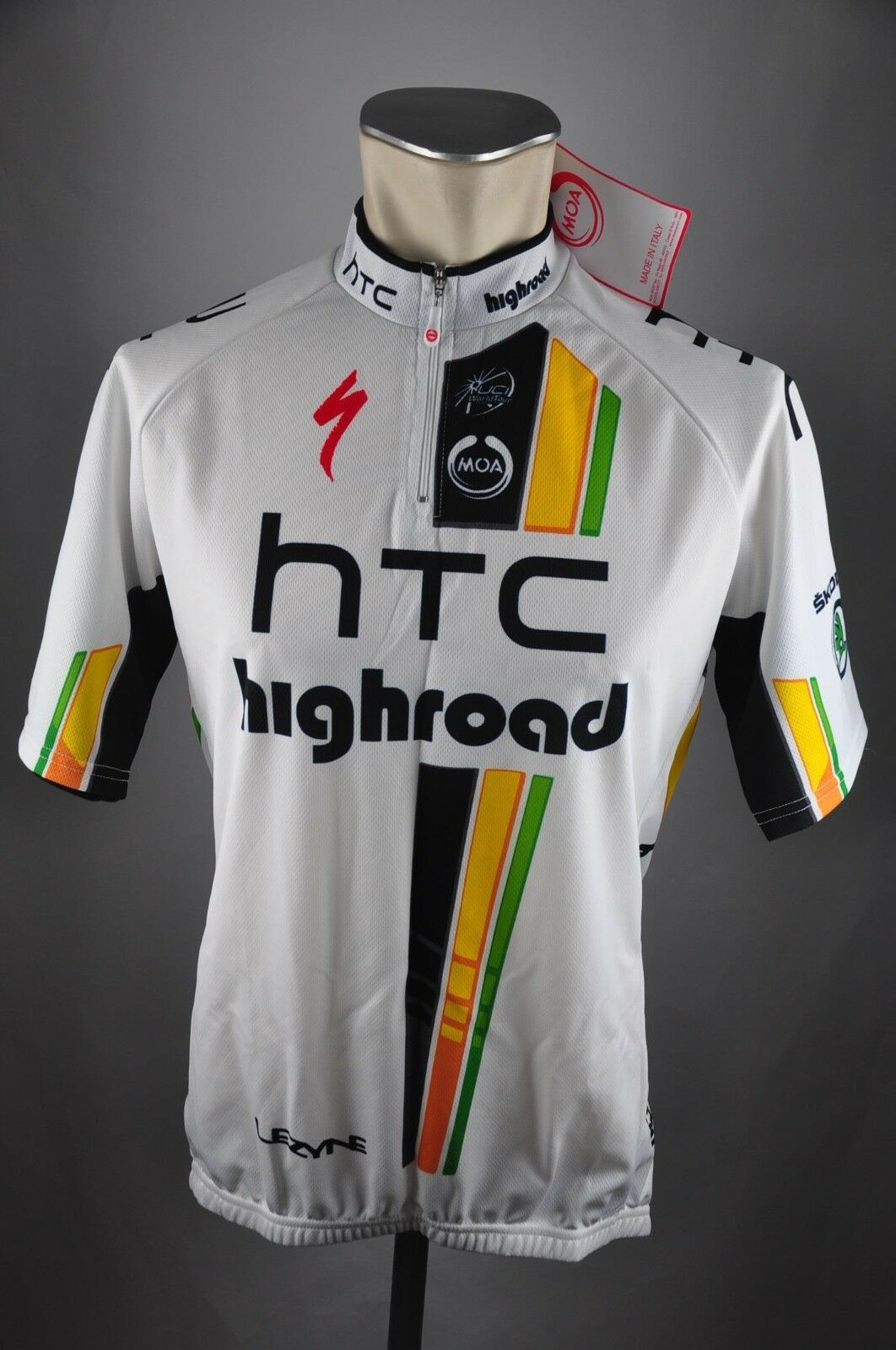 HTC highroad MOA Trikot Gr. 6 BW 56cm Bike cycling jersey Shirt FZ2