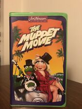 Muppet Classic Theater (VHS, 1994) for sale online   eBay The Muppet Movie Vhs 1994