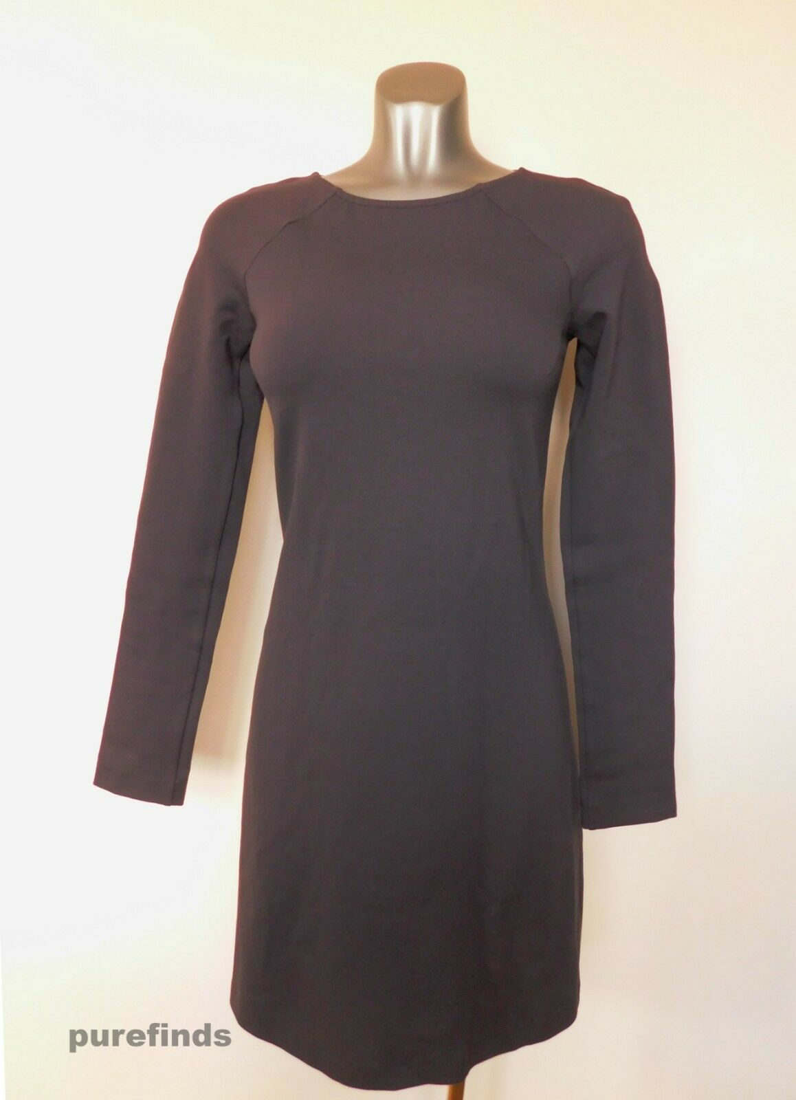 WOLFORD MOLLY DRESS IN RAVEN, Größe 34, USA 2-4, RRP  New in box