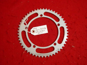 Sugino-Mighty-Competition-52-Tooth-Chain-Ring-5-Arm-Road-144-BCD-Used