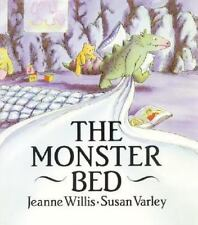 The Monster Bed, Jeanne Willis, Susan Varley, Good Book