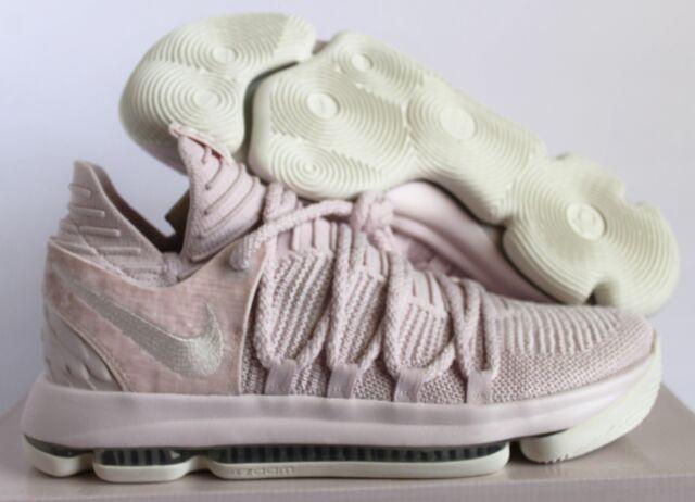 5538c3b23ee0 Nike Zoom Kd10 AP Mens Size 14 Aunt Pearl Pink White Aq4110 600 ...
