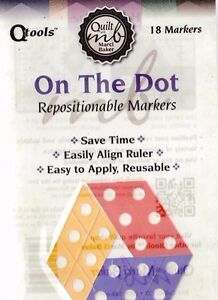 On-The-Dot-Repositionable-Markers-for-all-your-quilting-rulers