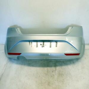 Seat Leon Bumper Rear Silver Ls7Y mk2 1.6 Tdi|Ref.1173
