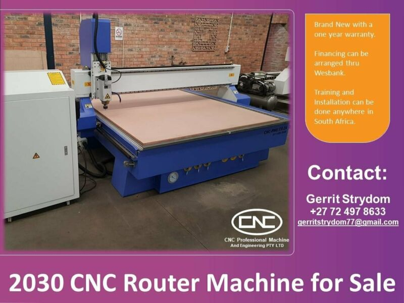 CNC Router Machines for Sale