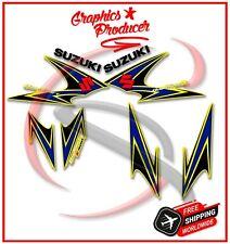 "SUZUKI 03-08 LTZ400 GRAPHICS /""THE DEMONS WITHIN/"" DECALS WRAP FOR OEM PARTS Z400"