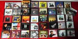 50-CD-039-s-rock-pop-amp-Co-RACCOLTA-Springsteen-Emerson-Lake-amp-Palmer-ECC