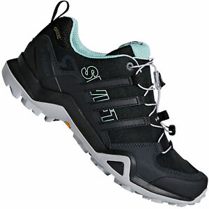 promo code a3e2c f493b Details about Adidas Performance Terrex Swift R2 GTX Damen Shoes Walking  Boots Casual Shoes
