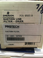 Rheem Protech 83-ask-167svv Suction Filter Drier, In Box