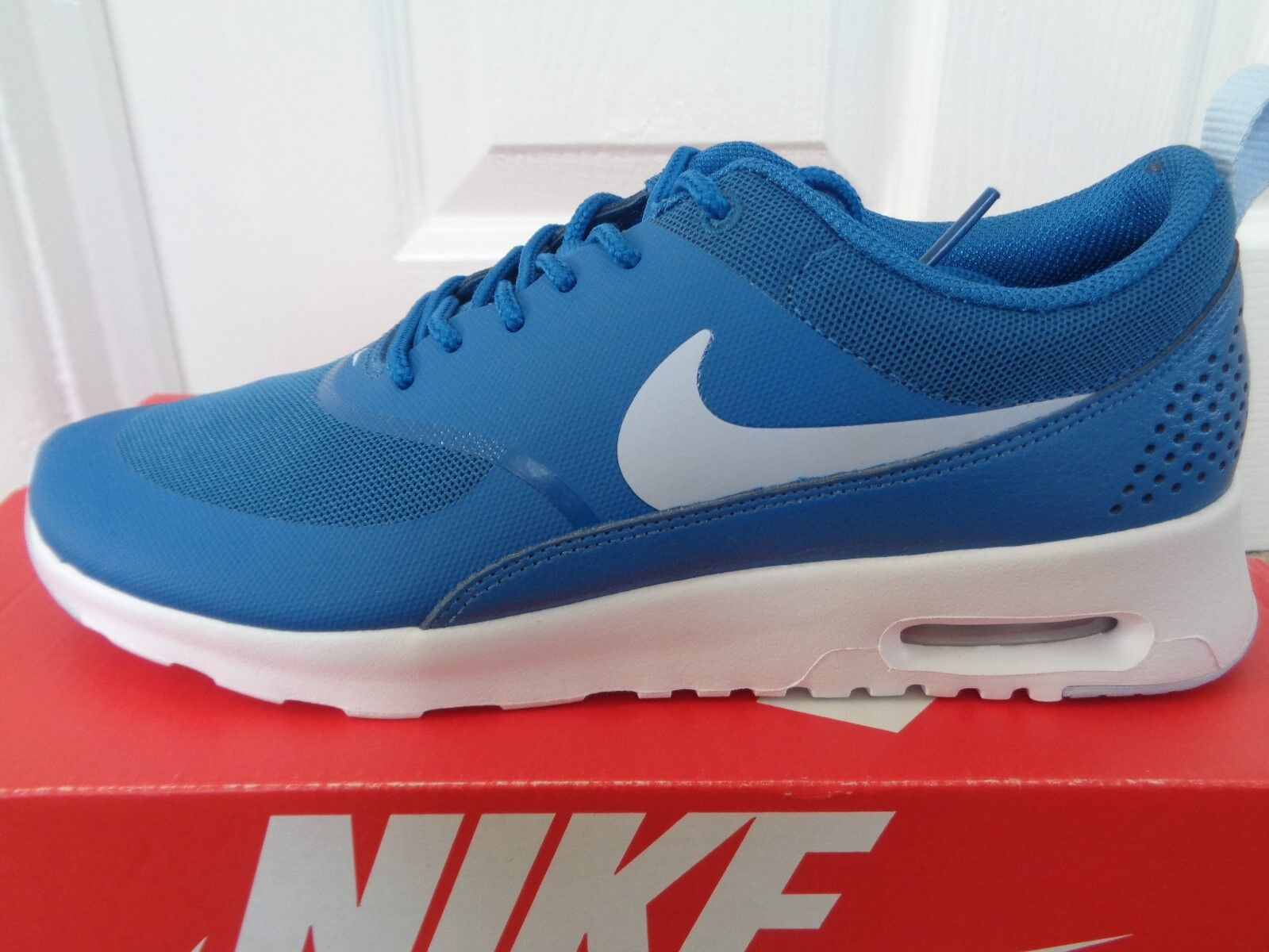 Nike Air Max Thea Femme trainers sneakers 599409 410 uk 6 eu 40 us 8.5 NEW+BOX