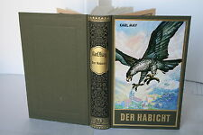 Karl May Bamberg Radebeul - Band 73 Der Habicht - TOP Exemplar