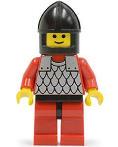 MINIFIGURE LEGO CASTLE SCALE MAIL CAS161
