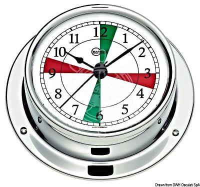 BARIGO Tempo S Series Barometer Boat Marine Chromed brass 88x25mm