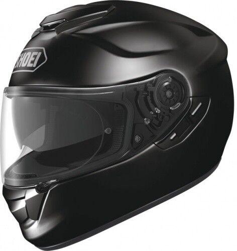 SHOEI GT-Air schwarz glänzend - Integralhelm - Sturzhelm - Motorradhelm