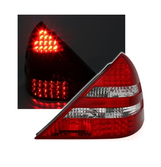 2 FEUX ARRIERE LED MERCEDES SLK R170 DE 04/96 A 04/04