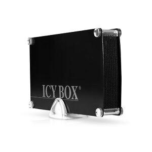 ICY-BOX-IB-351StU3-B-USB3-0-Externes-Gehaeuse-fuer-3-5-034-SATA-Festplatten-Schwarz