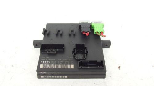 Audi A4 8E Bordnetzsteuergerät 8E0907279C Bordnetz Elektronik Modul