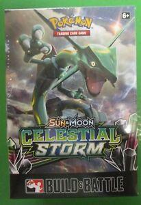 Pokemon-Sun-amp-Moon-Celestial-Storm-Build-amp-Battle-Prerelease-Kit-SEALED