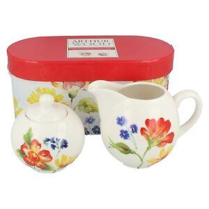 0124-241-Meadow-sugar-amp-10oz-creamer-in-giftbox-By-Arthur-Wood-Retail-7-99