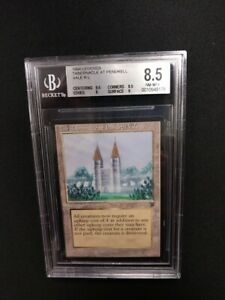 1x-The-Tabernacle-at-Pendrell-Vale-BGS-8-5-NM-MT-Legends-MTG-Magic-Graded-Card