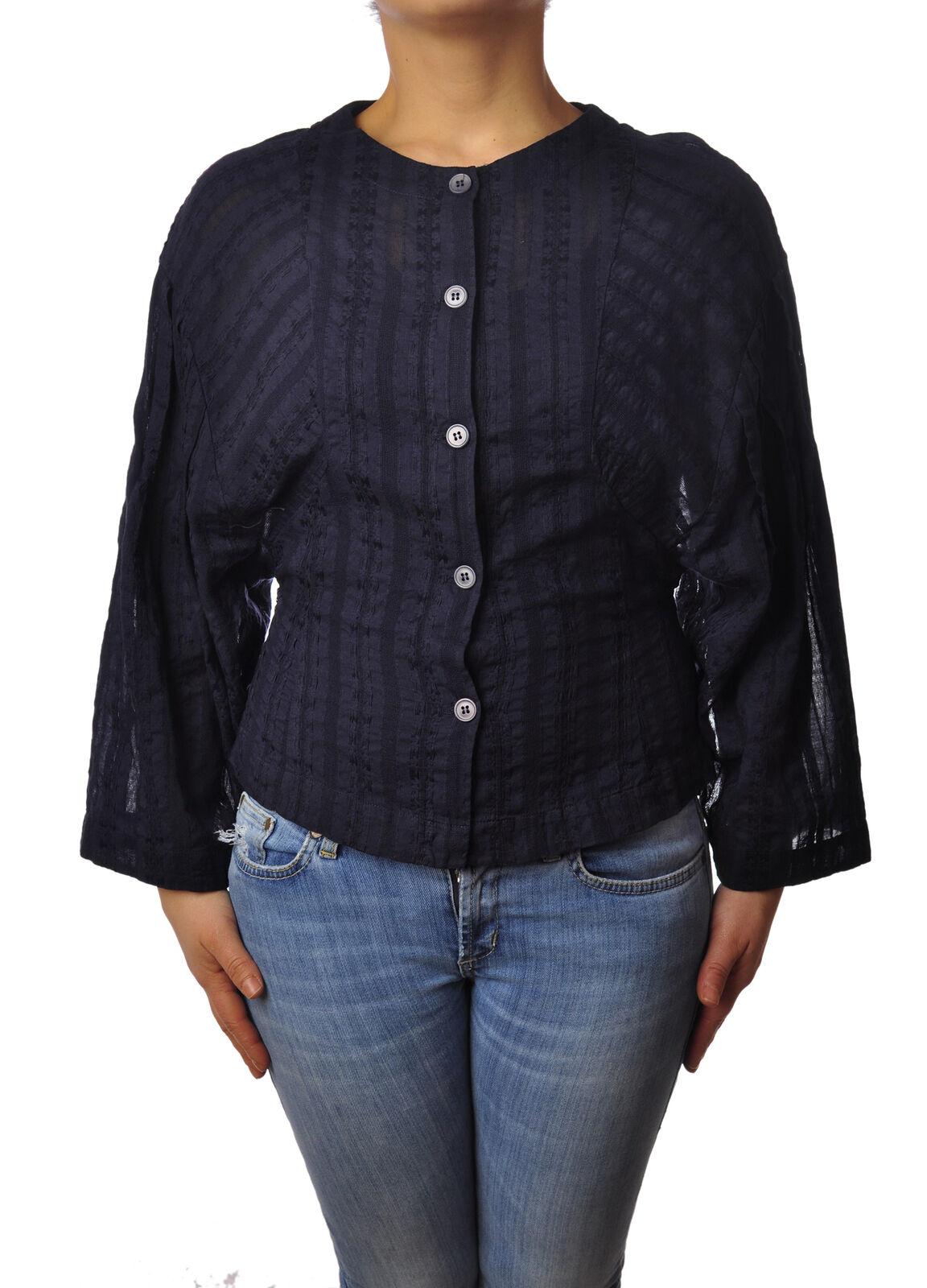 Garage Nouveau - Shirts-Shirts - Woman - bluee - 4979013F181431