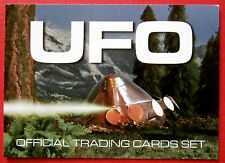 UFO - COMPLETE BASE SET OF 54 Cards - Unstoppable Cards 2016 - Gerry Anderson