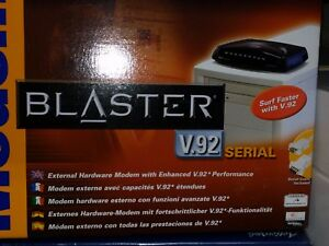 MODEM BLASTER V.92 DRIVERS FOR WINDOWS MAC