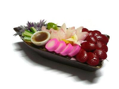 Dollhouse Food 10 Japanese Food Sushi Tekkamaki Dollhouse Miniature Food 14995