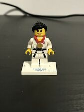 Legs only Judo Fighter Lego Team GB Minifigure