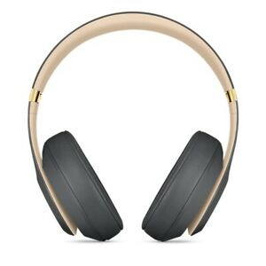 Beats by Dr. Dre Studio3 Wireless Shadow Gray Over Ear Headphones MQUF2LL/A